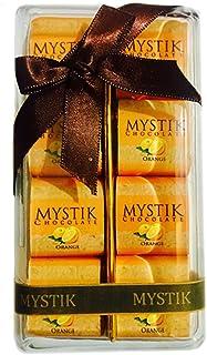 Mystik Premium - Buy Almond Chocolate White Online- Gift Wrap - Chocolate Box - 8 Pc