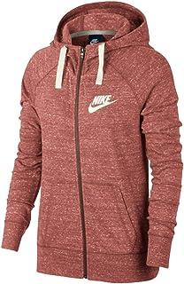 5d6cb2e5ddea4 Nike Damen W NSW Gym VNTG Hoodie Fz Kapuzenjacke