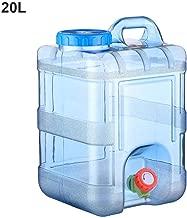 Wasserkanister 20l mit Hahn Wasserbehälter Wassertank KTZ20 Bradas 4825