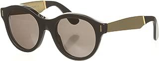 Mona Black/Gold Fashion Sunglasses SUPER-2RI