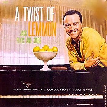 A Twist Of...Lemmon