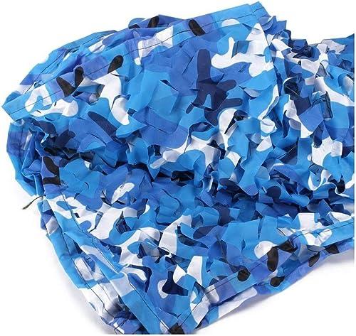 WKHQQ-Filet d'ombrage Filet Pare-Soleil, Filet de Camouflage aérien, Filet décoratif Vert Montagne, Filet de Prougeection Solaire à Effet de Serre, 60% d'ombrage Tente