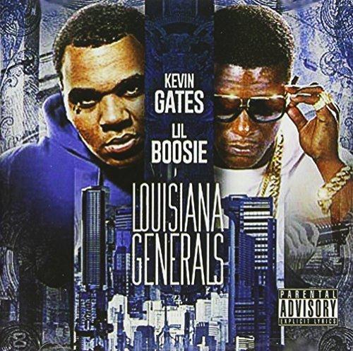 Louisiana Generals by Four Glocks Ent.