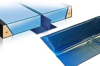 Tradetion Diviseur Thermique pour Lits à Eau en Vinyle Premium