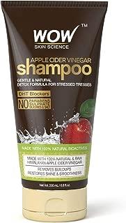 Wow Apple Cider Vinegar Shampoo 200 ml
