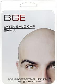 BGE Small Childs Latex Flesh Tone Bald Cap