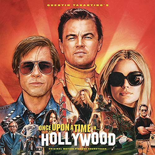 Quentin Tarantino\'S Once Upon a Time in Hollywood