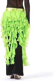 Premier Belly Dance Hip Scarf Egypt Style Belt Skirt Latin Dance Tassel Wave Skirt for Outfit
