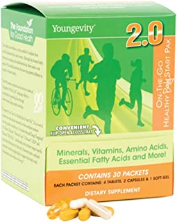On-the-go Healthy Body Start Pak 2.0 (60 Packets)