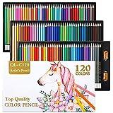 extsud pastelli set 120 pz matite colorate professionali per artisti kit da disegno pastelli a olio per colorare schizzi colori assortiti graffiti set natale bambini amici