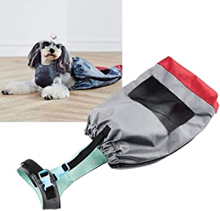 Umiwe Dog Drag Bag, Pet Dog Walking Drag Bag for Paralyzed Pets to Protect Dog Chest and Limbs - Good Breathability - 7 Sizes to Choose from - Durable