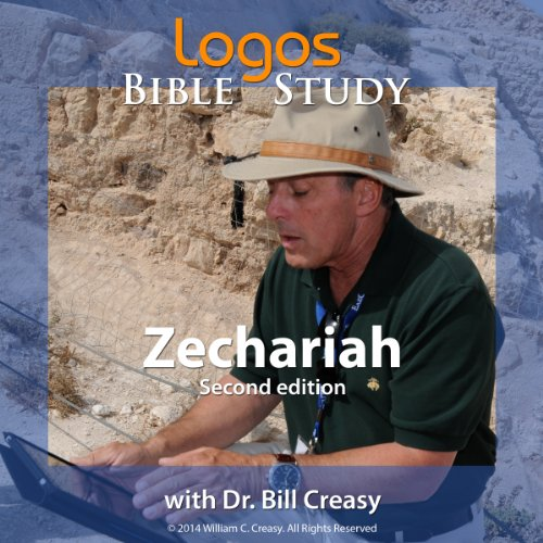 Zechariah audiobook cover art