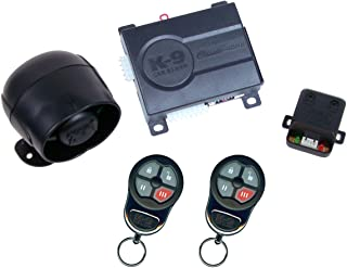K9 K9CLASSICEDP2 Car Alarm Vehicle Security System with 24 Programmable Features photo