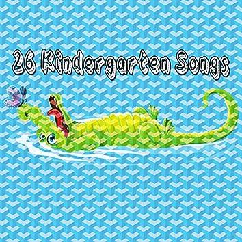 26 Kindergarten Songs
