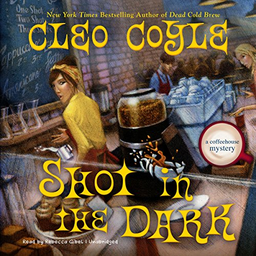 Shot in the Dark audiobook cover art
