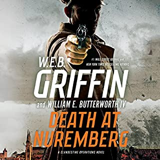 Death at Nuremberg cover art