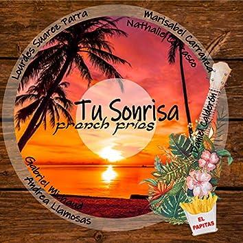 Tu Sonrisa (feat. Andrea Llamosas)