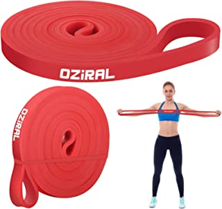 Oziral Resistance Bands, Pull up Bands for Women and Men Portable Versatile Exercise Bands, Premium Natural Latex Durable ...