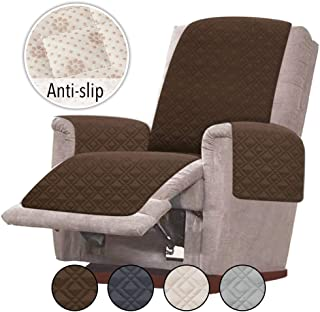 Rose Home Fashion RHF Anti-Slip Chair Covers for Leather...