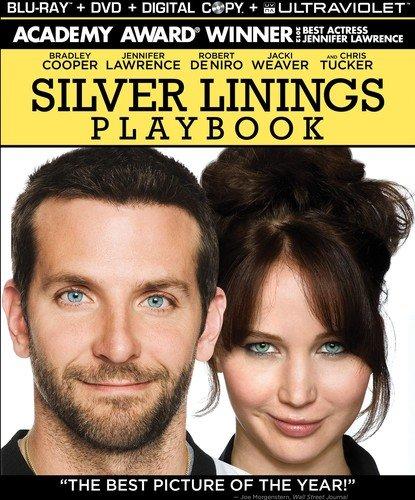 Silver Linings Playbook BD [Blu-ray]