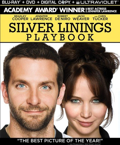Silver Linings Playbook BD [Blu-ray]