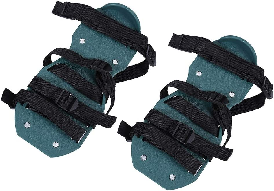 Lawn Aerator Sandals Soil Loosening S Max New sales 84% OFF with Shoes Spiked