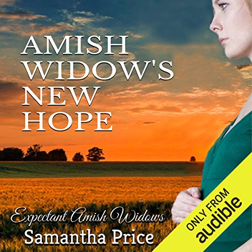 Amish Widows New Hope audiobook cover art