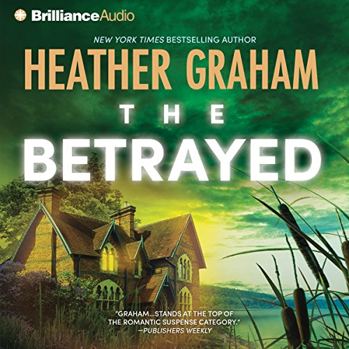 The Betrayed audiobook cover art