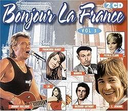 Vol.3-Bonjour La France