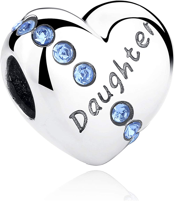 NINGAN cheap Love Heart Mom WIfe Sister 2021new shipping free Daughter Grandma Dad Friend Au