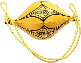 D DOLITY ボクシング トレーニング スピードボール パンチングボール ダブルエンドしずく型 全3色