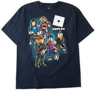 Roblox Boy's Shot Sleeve Graphic T-Shirt