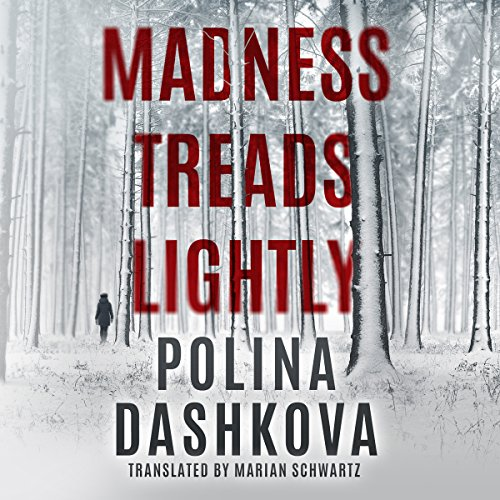 Madness Treads Lightly audiobook cover art