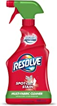 resolve stain remover upholstery cleaner