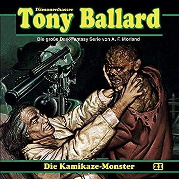 Folge 21: Die Kamikaze-Monster