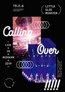 Little Glee Monster Live in BUDOKAN 2019〜Calling Over!!!!! (DVD通常盤) (特典なし)