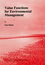 Value Functions for Environmental Management (Environment & Management Book 7) PDF