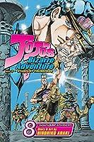 JoJo's Bizarre Adventure: Part 3--Stardust Crusaders (Single Volume Edition), Vol. 8: Stardust Crusaders (8) (JoJo's Bizarre Adventure: Part 3--Stardust Crusaders (Single Volume Edition))