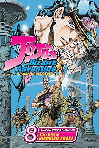 Jojo's Bizarre Adventure 8: Stardust Crusaders: Volume 8