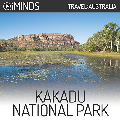 Kakadu National Park audiobook cover art
