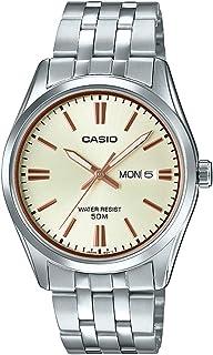 Casio Enticer Men Analog Beige Dial Men's Watch MTP-1335D-9AVDF(A1517)