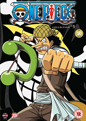 One Piece - Collection 5 (Uncut)