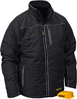 Radians DCHJ075B-M Quilted Heated Jacket Without Battery, M