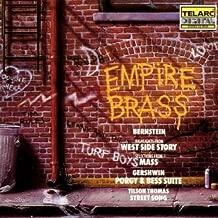 Empire Brass: Bernstein, Gershwin, Michael Tilson-Thomas