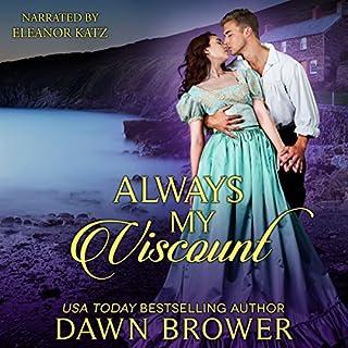 Always My Viscount audiobook cover art