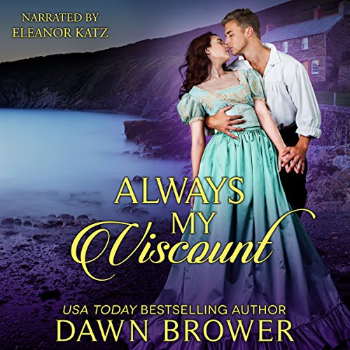 Always My Viscount audiobook cover art