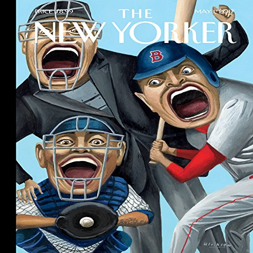 The New Yorker, May 1st 2017 (David Remnick, Connie Bruck, Ariel Levy) cover art