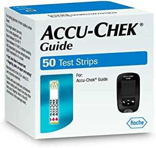 Accu-Chek® Guide Test Strips (50 ct.)