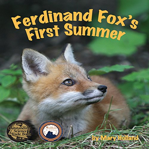 Ferdinand Fox's First Summer cover art