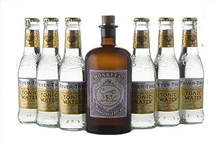 Monkey 47 Gin 1 x 0.5 l mit Fever Tree Premium Indian 6 x 0.2 l
